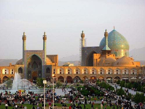 ميدان امام اصفهان [Imam Square (Meidan Emam)]