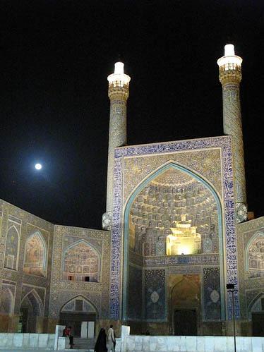 اصفهان در شب [Isfahan by night]